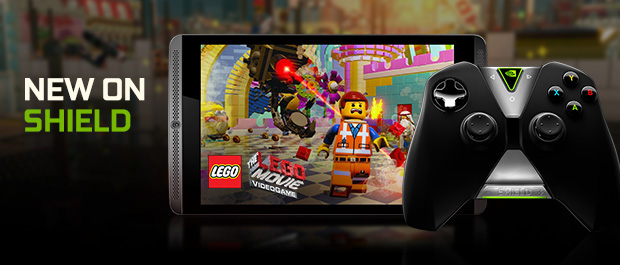 The LEGO Movie Videogame Brings Brick-Smashing Fun to NVIDIA SHIELD