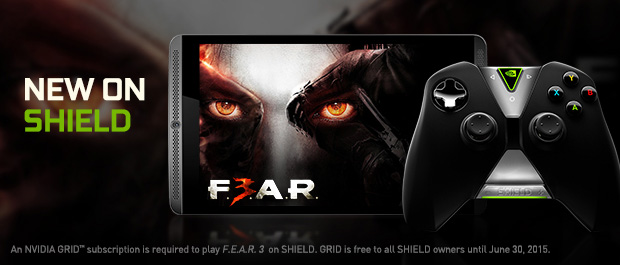 F.E.A.R. 3 is Available to Play Now on NVIDIA® SHIELD™