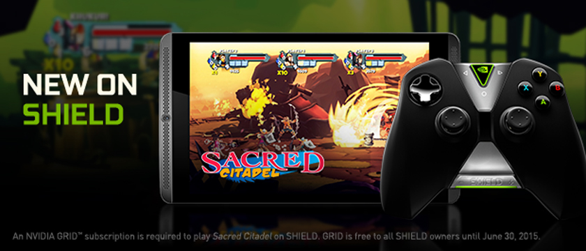 Sacred Citadel is Now Available to Play on NVIDIA® SHIELD™