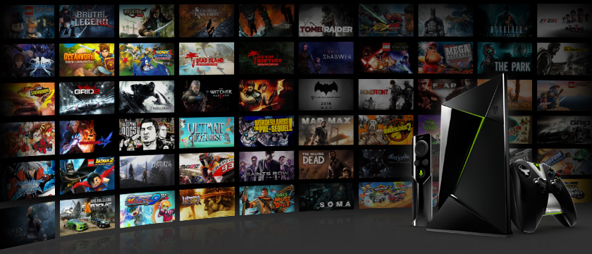 E3 2016: Console Class Gaming on the NVIDIA SHIELD