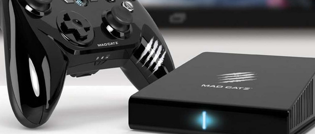 Tegra-powered OUYA and Mad Catz M.O.J.O. Micro-Consoles Team Up