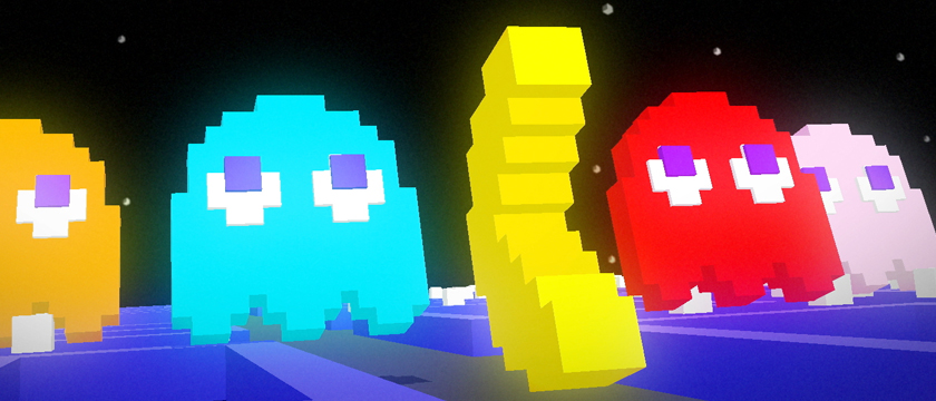 Bandai Namco Takes A Chomp Out Of Android TV With PAC-MAN 256