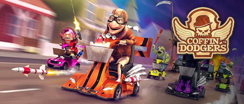Play Coffin Dodgers on SHIELD Android TV with GeForce NOW