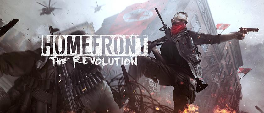 Play Homefront: The Revolution on SHIELD with GeForce NOW