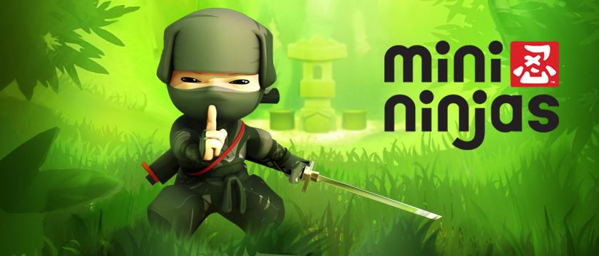 Play Mini Ninjas with GeForce NOW