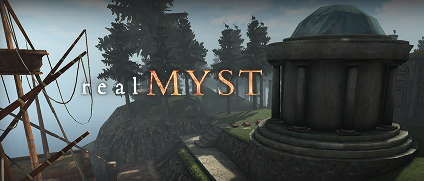 Relive the mystery of Myst in the all new realMyst, a classic PC puzzle game.