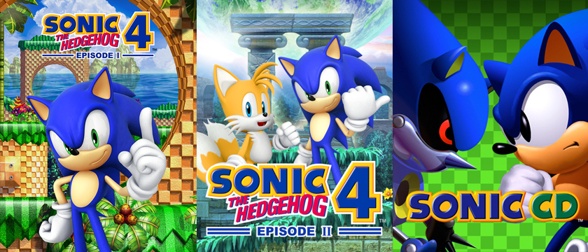 Play Three New Sonic the Hedgehog Games on SHIELD with GeForce NOW