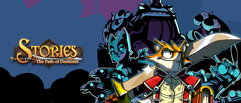 Play Stories: The Path of Destinies on SHIELD with GeForce NOW