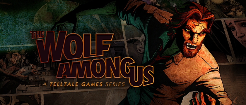 Play The Wolf Among Us on SHIELD with GeForce NOW