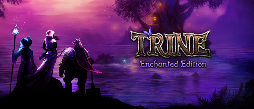 Trine Enchanted Edition - Play it on SHIELD with GeForce NOW