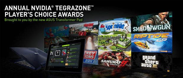 Tegra Fans Have Spoken – Their Fave TegraZone Games Are…