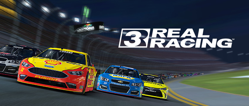 EA Brings NASCAR to Real Racing 3 on NVIDIA SHIELD