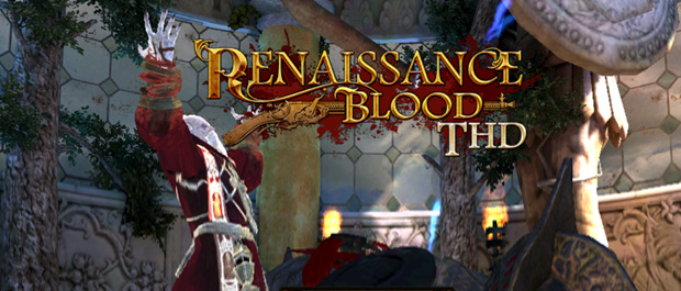 NCsoft Releases Renaissance Blood THD for Tegra 3 Devices