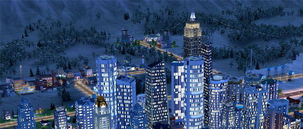 New Mobile Exclusive SimCity Game in Construction