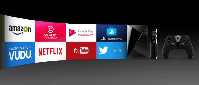 With Even More Apps, SHIELD TV Streaming Landscape Gets Better