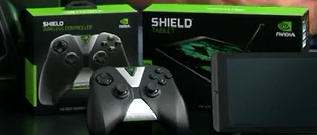 Wield the SHIELD: SHIELD Tablet Ships, Get Your Gaming On