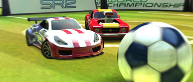 Get A Kick Out of SoccerRally World Championship