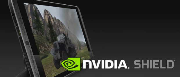 SHIELD Tablet Brings You Games, Games, More Games on Android, PC and Cloud