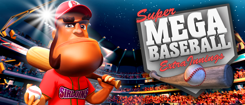 Play Super Mega Baseball: Extra Innings on NVIDIA SHIELD