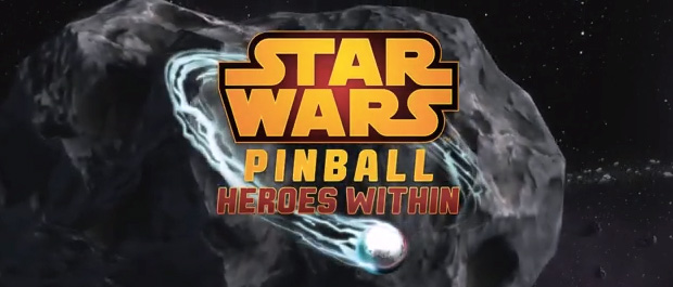 Tegra Gamers Get Star Wars Pinball: Heroes Within