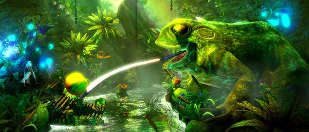 Hands-On with Trine 2 on SHIELD Tablet