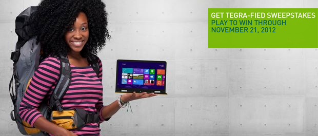 Tegra Hits Facebook With Three Weeks of Daily Prizes