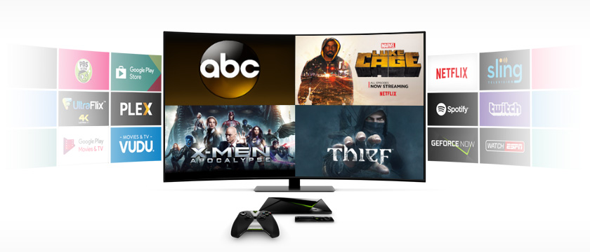 This week, we're showcasing the game, Thief on GeForce NOW, the new series