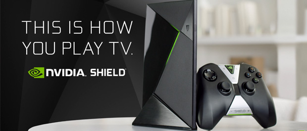 This Is How You Play TV: NVIDIA SHIELD Now Available