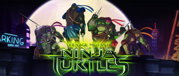 TMNT Movie Game Kicks Shell On Android