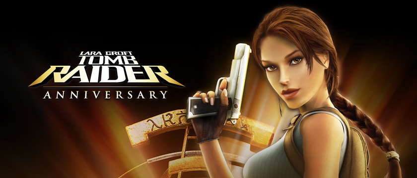 Tomb Raider: Anniversary - Play it on SHIELD with GeForce NOW
