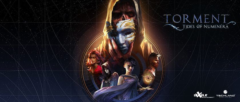Torment Tides of Numenera - Play it on SHIELD with GeForce NOW!