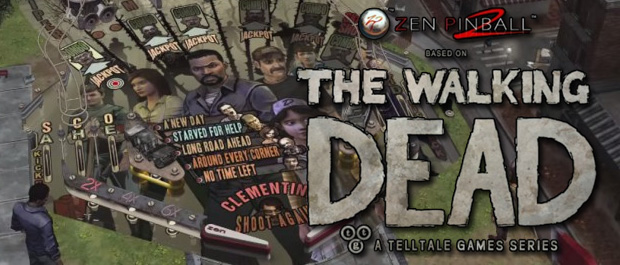 The Walking Dead Pinball Out Tomorrow