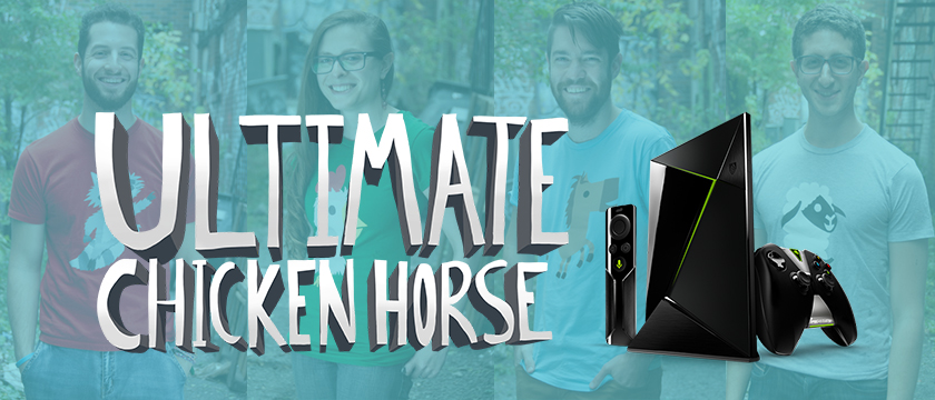 Win Prizes With Ultimate Chicken Horse
