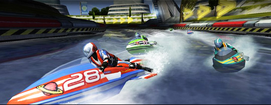 Riptide GP Readies Itself to Splash Onto Tegra