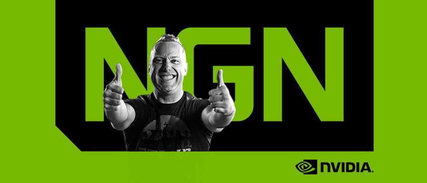 Welcome to NGN: The NVIDIA Gaming Network!