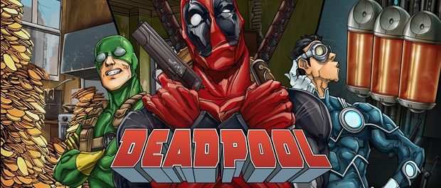 Deadpool Is Getting His Own Pinball Table