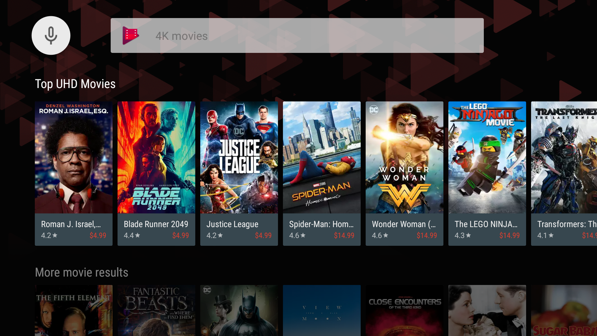View the latest movies on Google Play Movies and TV before they are available
