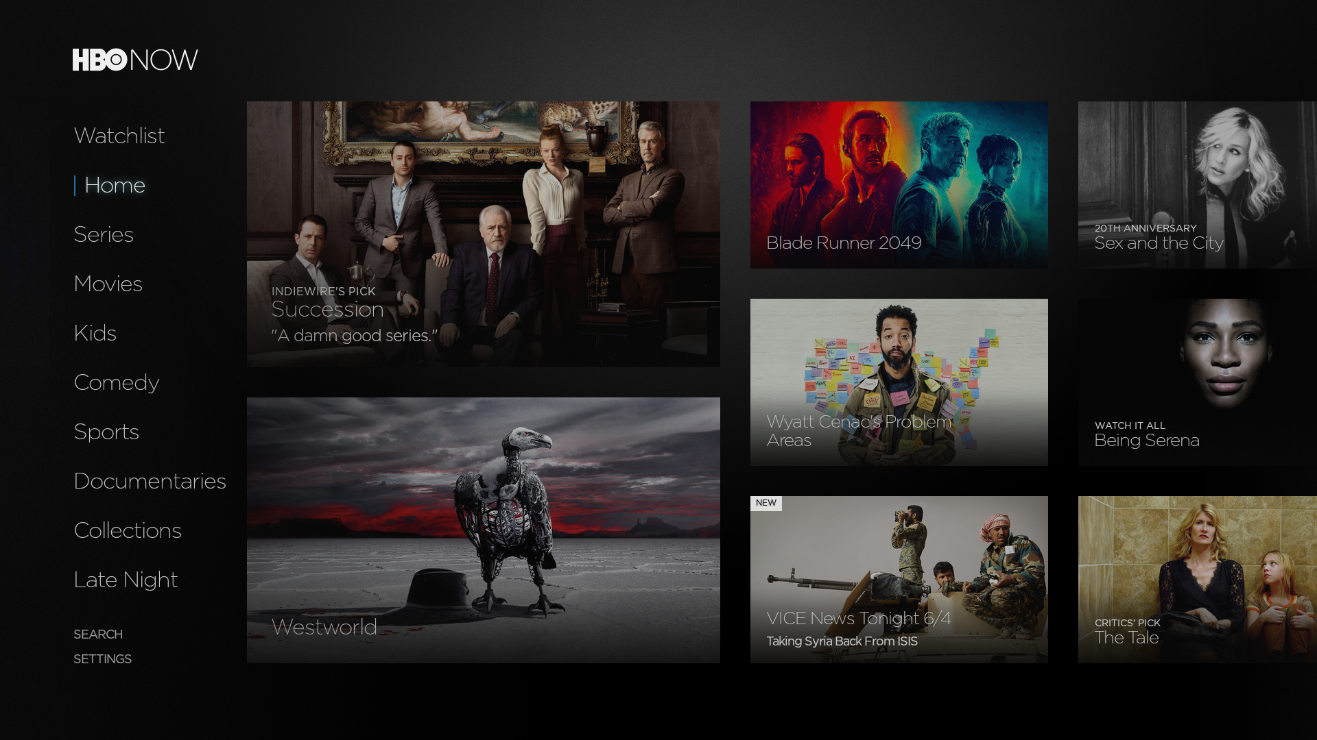 Watch addictive HBO series and more
