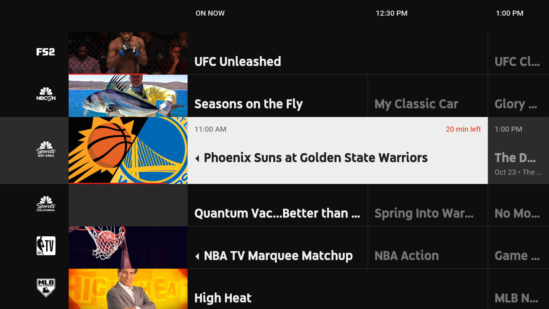 Stream NBA Games With YouTube TV