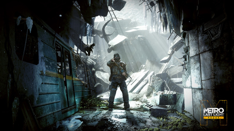Get 75% off Metro: Last Light Redux action game