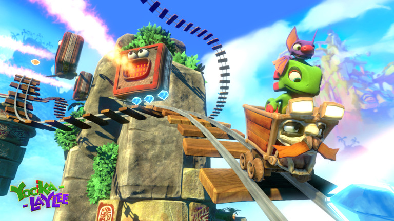 Play Yooka-Laylee on SHIELD with GeForce NOW!