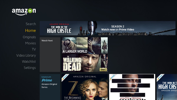 Amazon Video App for Android Comes to SHIELD | NVIDIA SHIELD