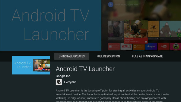 How to Customize your Android TV Home Screen | NVIDIA SHIELD Blog