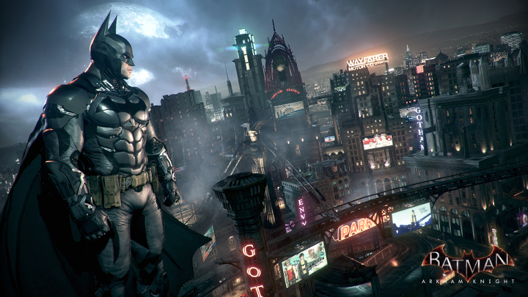 Play Batman: Arkham Knight on SHIELD