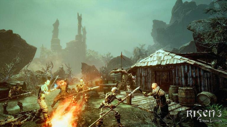 Risen 3: Titan Lord - Shadow Lord Consumes Your Soul