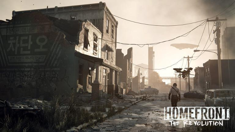 Homefront: The Revolution – Checking war-torn streets