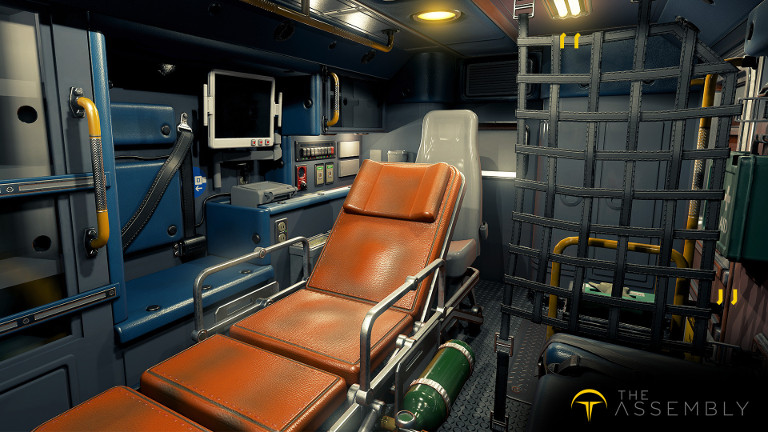 The Assembly - Emergency medical lab