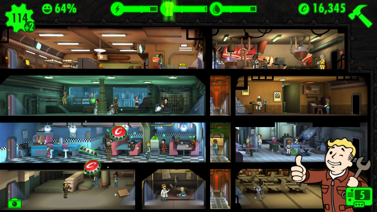 Play Fallout Shelter for free on SHIELD!