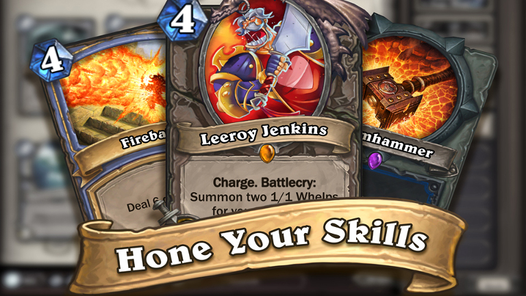 Play Hearthstone Heroes of Warcraft for free on SHIELD!