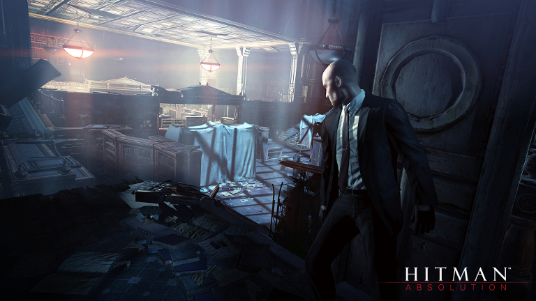 Hitman Absolution - Play it on SHIELD with GeForce NOW!